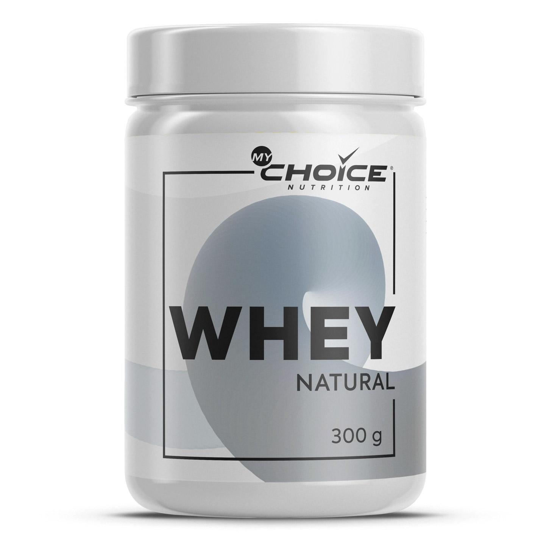Протеин MyChoice Nutrition Whey Pro натуральный 300 г scitec nutrition bcaa express 7 г
