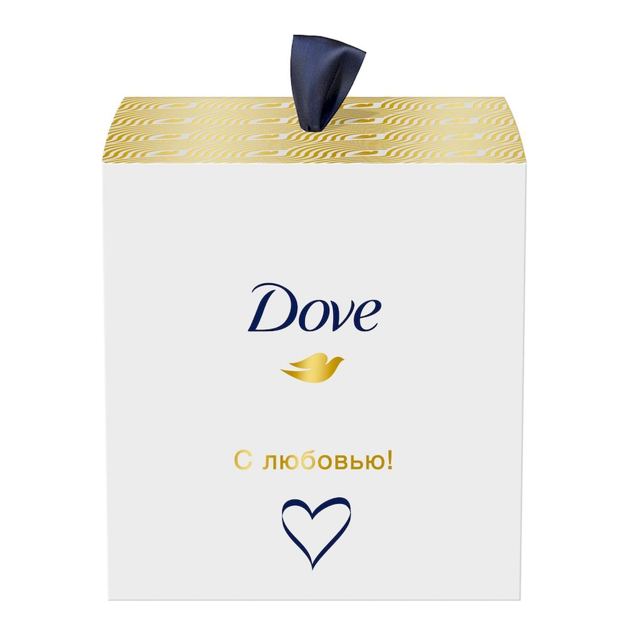 Набор подарочный Dove