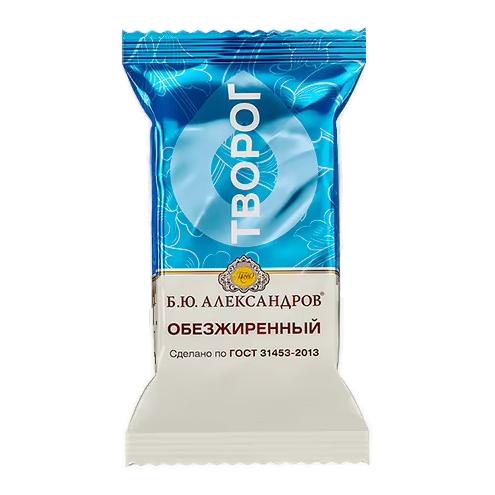 творог б ю александров 5% 150 г Творог Б.Ю. Александров 0%, 180 г