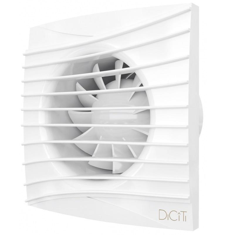 Вентилятор Diciti SILENT 4C осевой вытяжной с обратным клапаном D 100 недорого