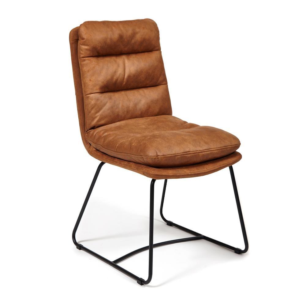 Стул TC коричневый/черный 45х64х91 см барный стул tc черный 5xx43x102 5 см