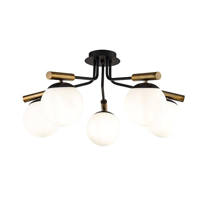 Фото - Потолочный светильник Freya Paolina FR5011CL-05B светильник freya odri fr5030cl 05b