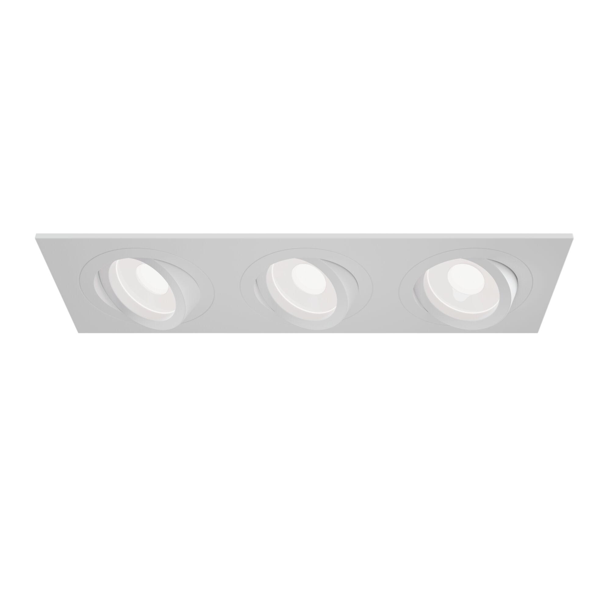 Встраиваемый светильник Maytoni DL024-2-03W недорого