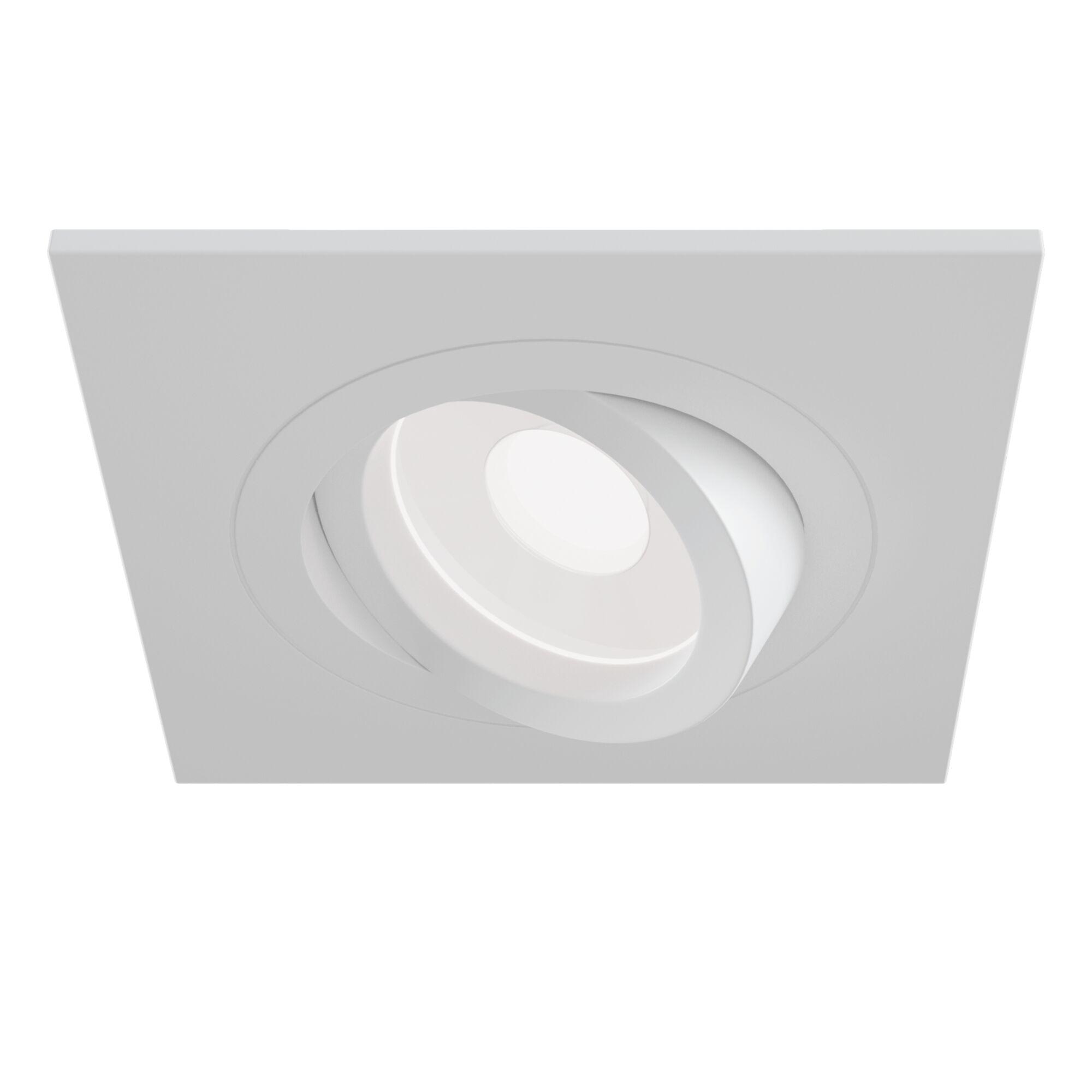 Встраиваемый светильник Maytoni DL024-2-01W недорого