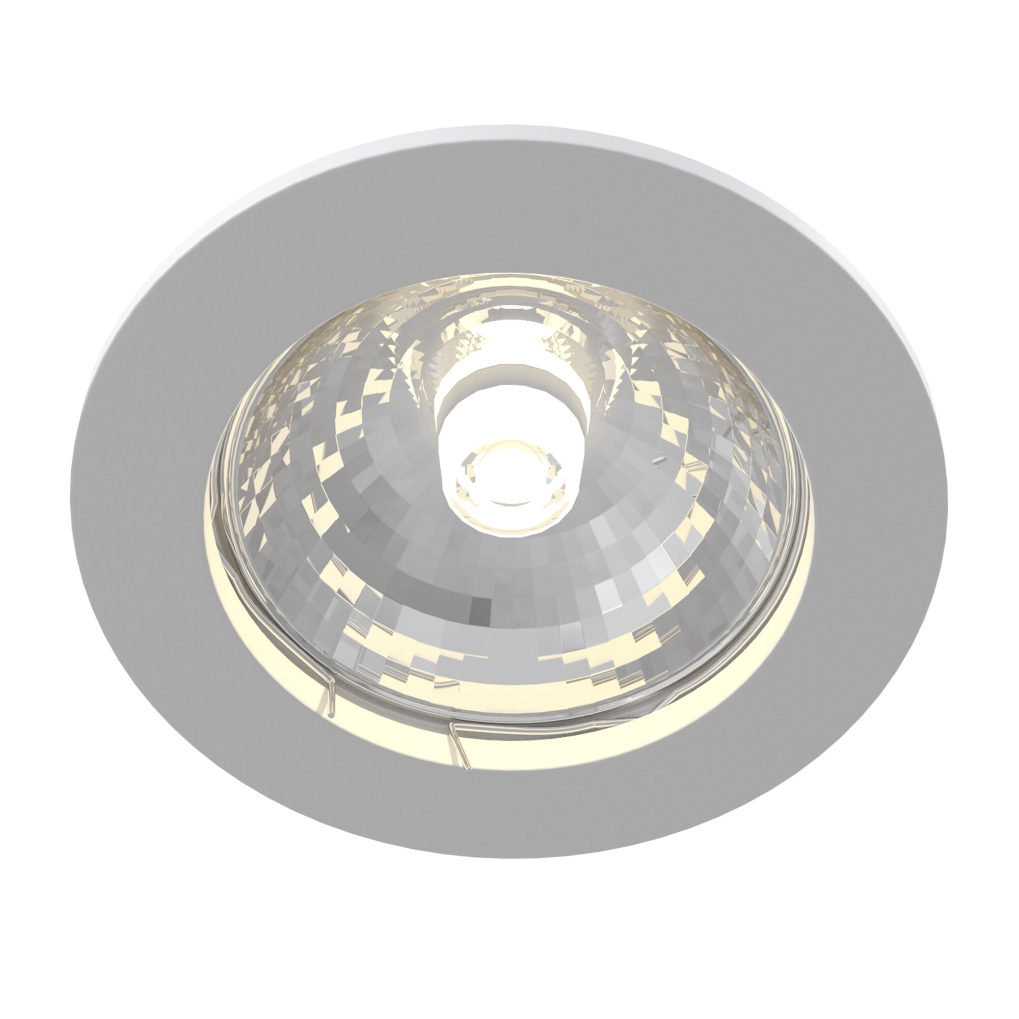 Встраиваемый светильник Maytoni DL009-2-01-W