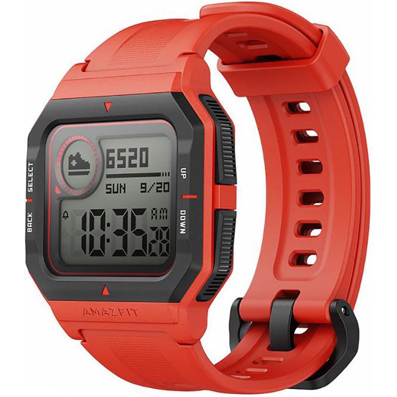 Фото - Смарт-часы Amazfit Neo оранжевый часы amazfit stratos smart sports watch 2 a1619 черный