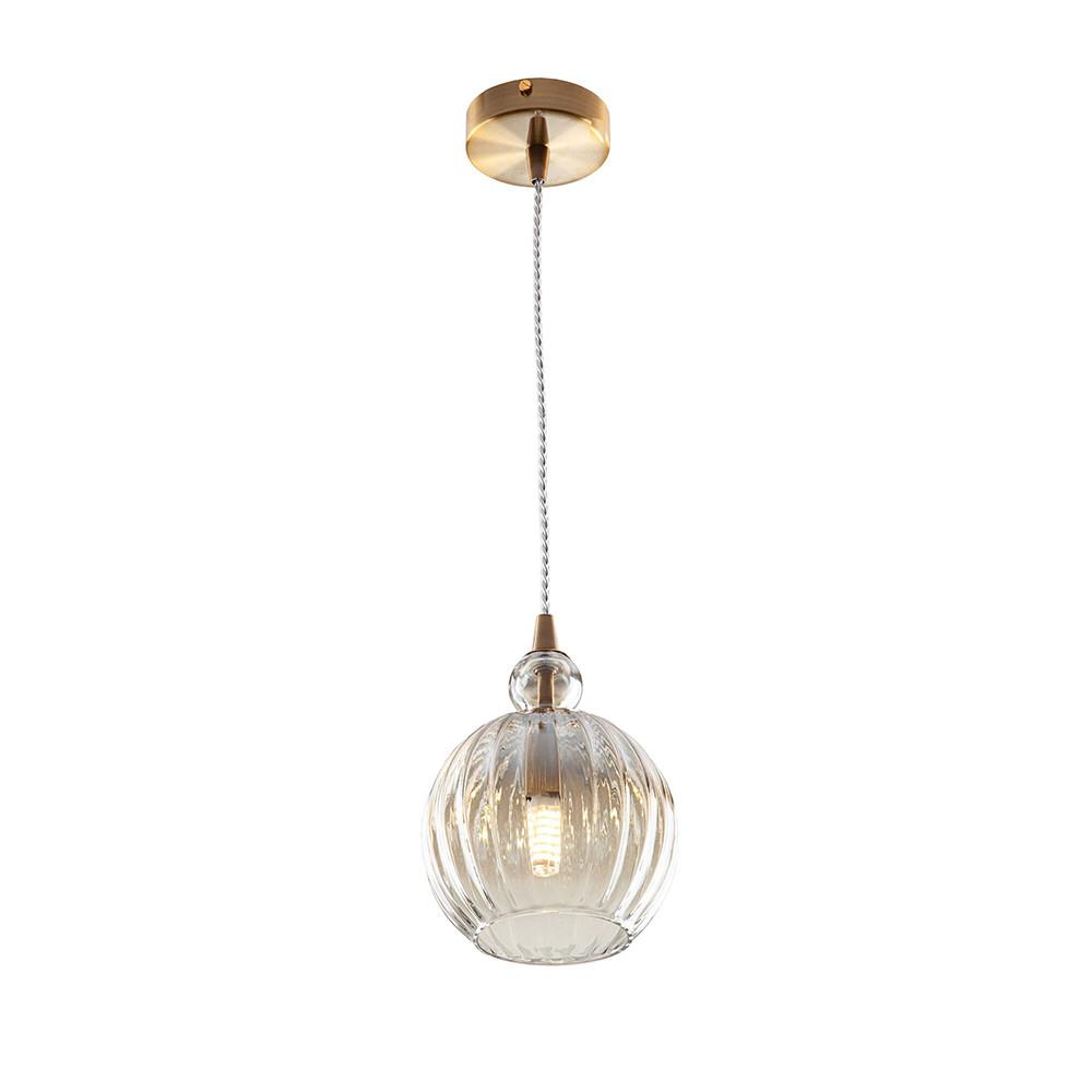 Светильник подвесной Maytoni P006pl-01bs подвесной светильник maytoni p006pl 01b