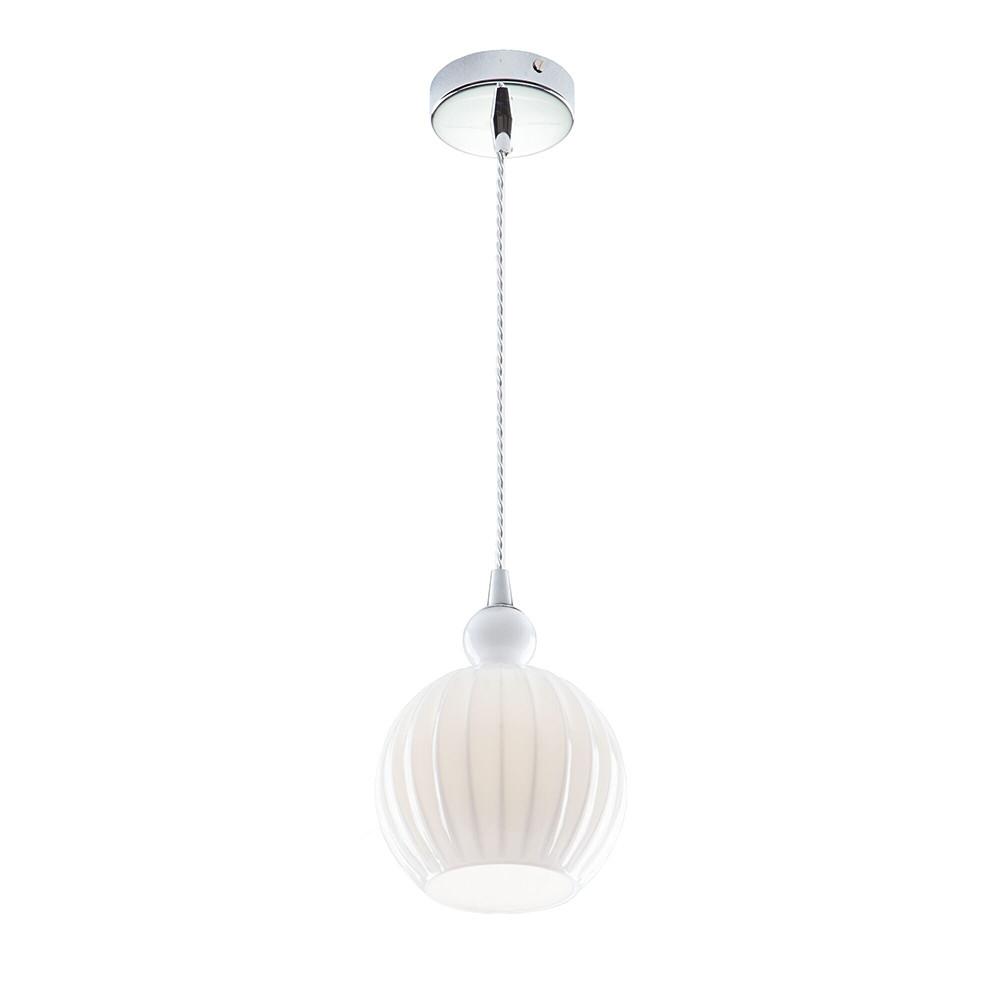 Светильник подвесной Maytoni P006pl-01ch подвесной светильник maytoni p006pl 01b