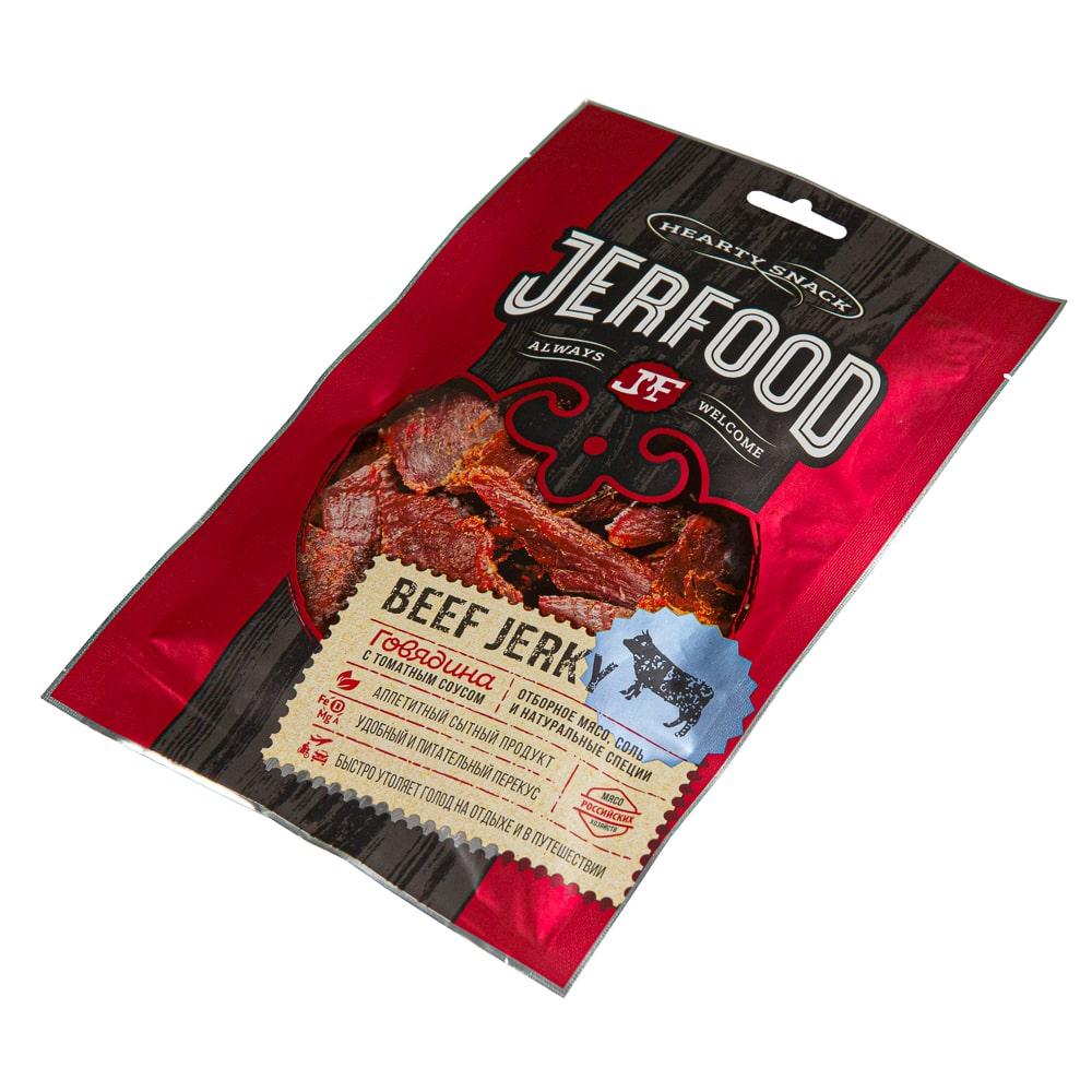 Снек мясной Jerfood из говядины 30 г
