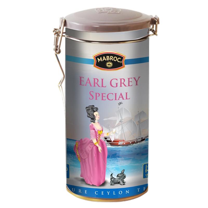 Чай черный Mabroc Эрл Грей 200 г чай черный alma home эрл грей organic 27 9 г