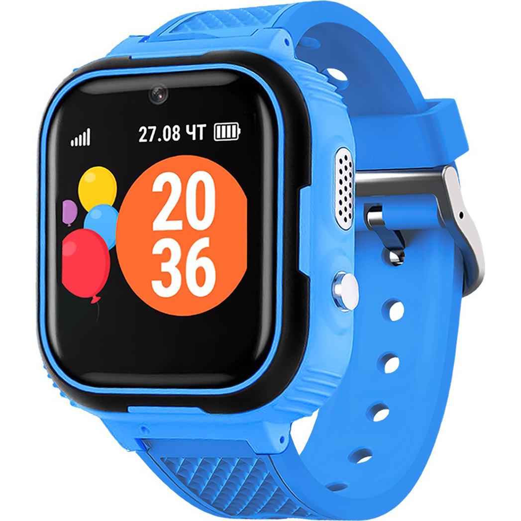 Фото - Смарт-часы GEOZON G-KIDS Junior Blue наборы для творчества eastcolight детская игрушка создай свои часы