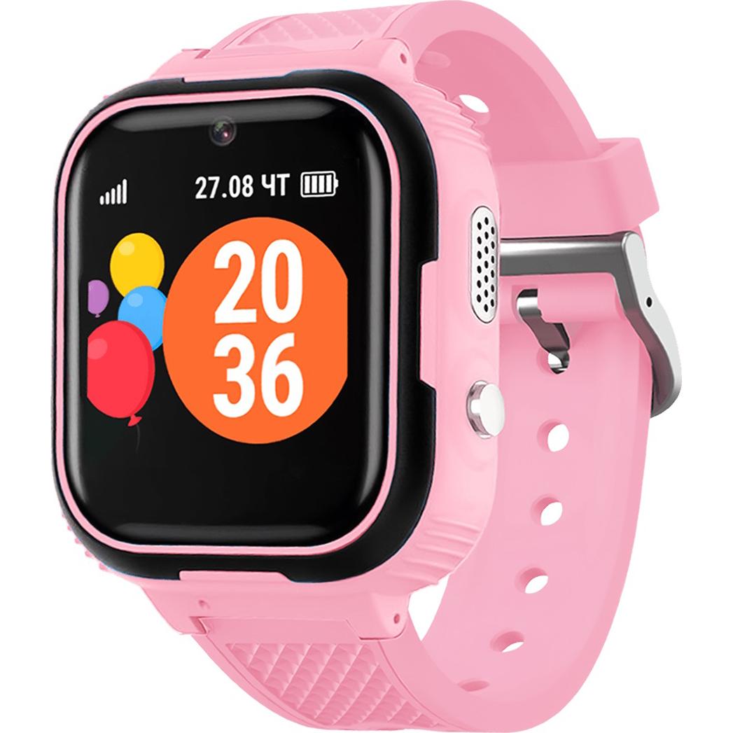 Фото - Смарт-часы GEOZON G-KIDS Junior Pink наборы для творчества eastcolight детская игрушка создай свои часы