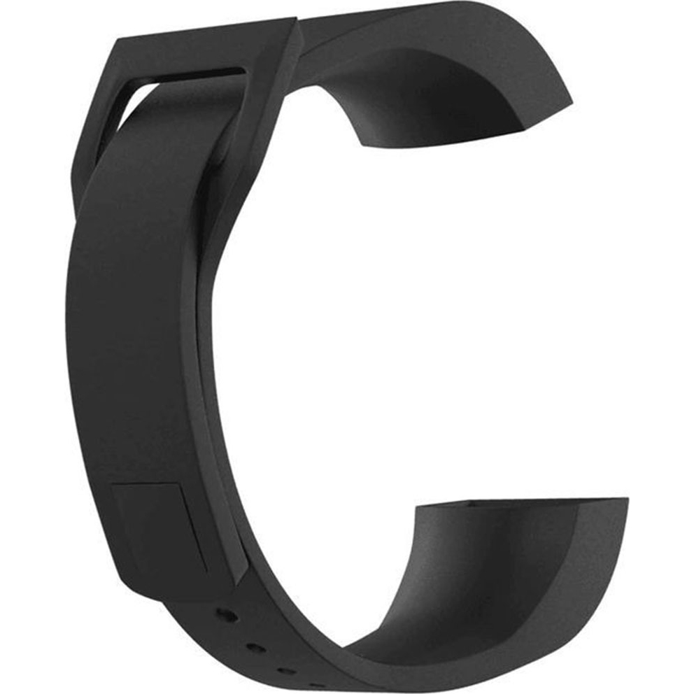 Ремешок для умных часов Xiaomi Mi Smart Band 4C Strap черный BHR4254GL masaqi stainless steel watch band for tissot t035 prc200 t41 watchband butterfly buckle strap l164 l264 high quality strap