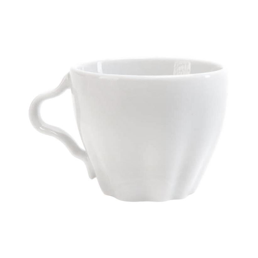 """Кофейная чашка Porcelaine Czech Gold Hands """"Волна"""" 100 мл"""