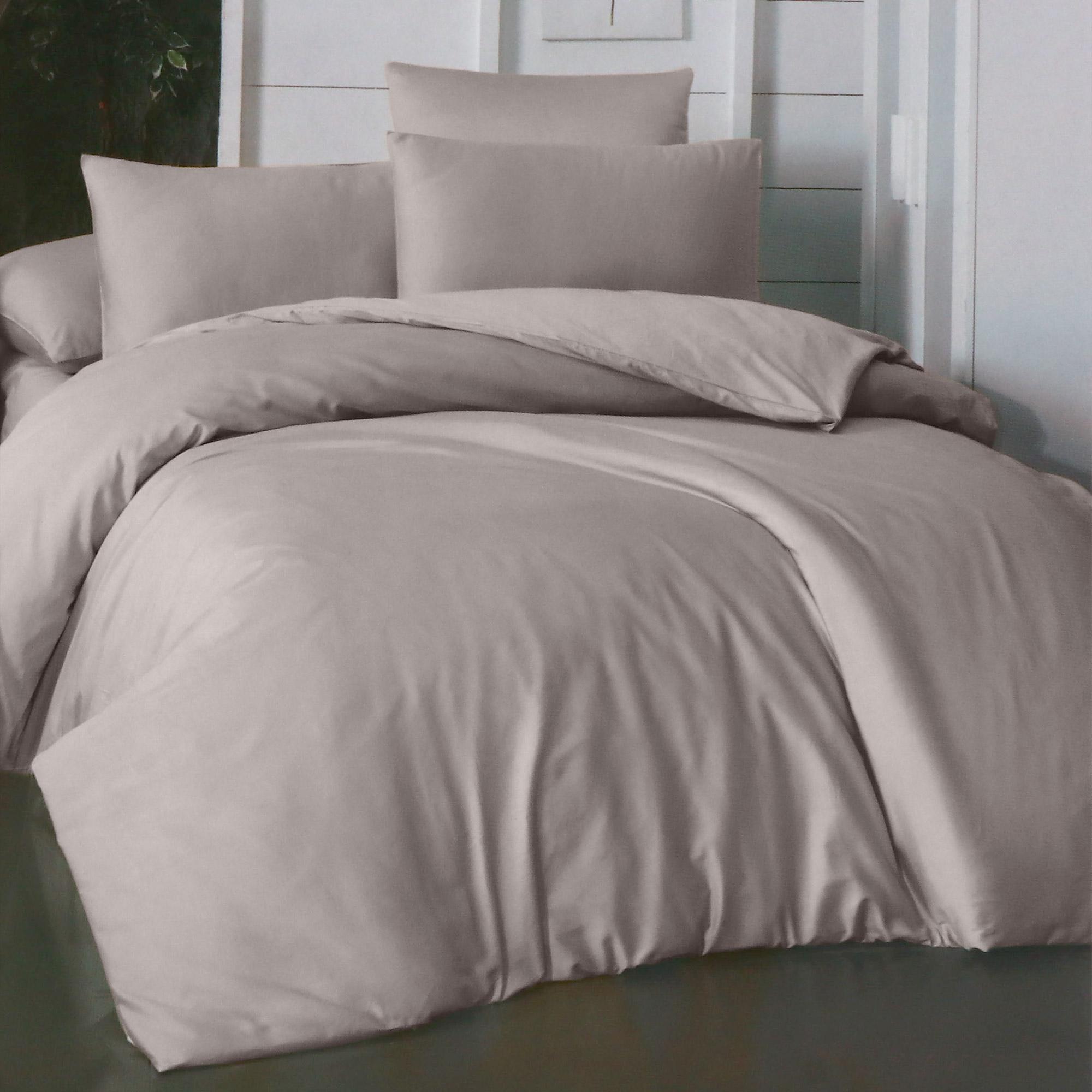 Фото - Комплект постельного белья La Besse Ранфорс тёмно-серый Евро комплект постельного белья la besse ранфорс тёмно серый евро