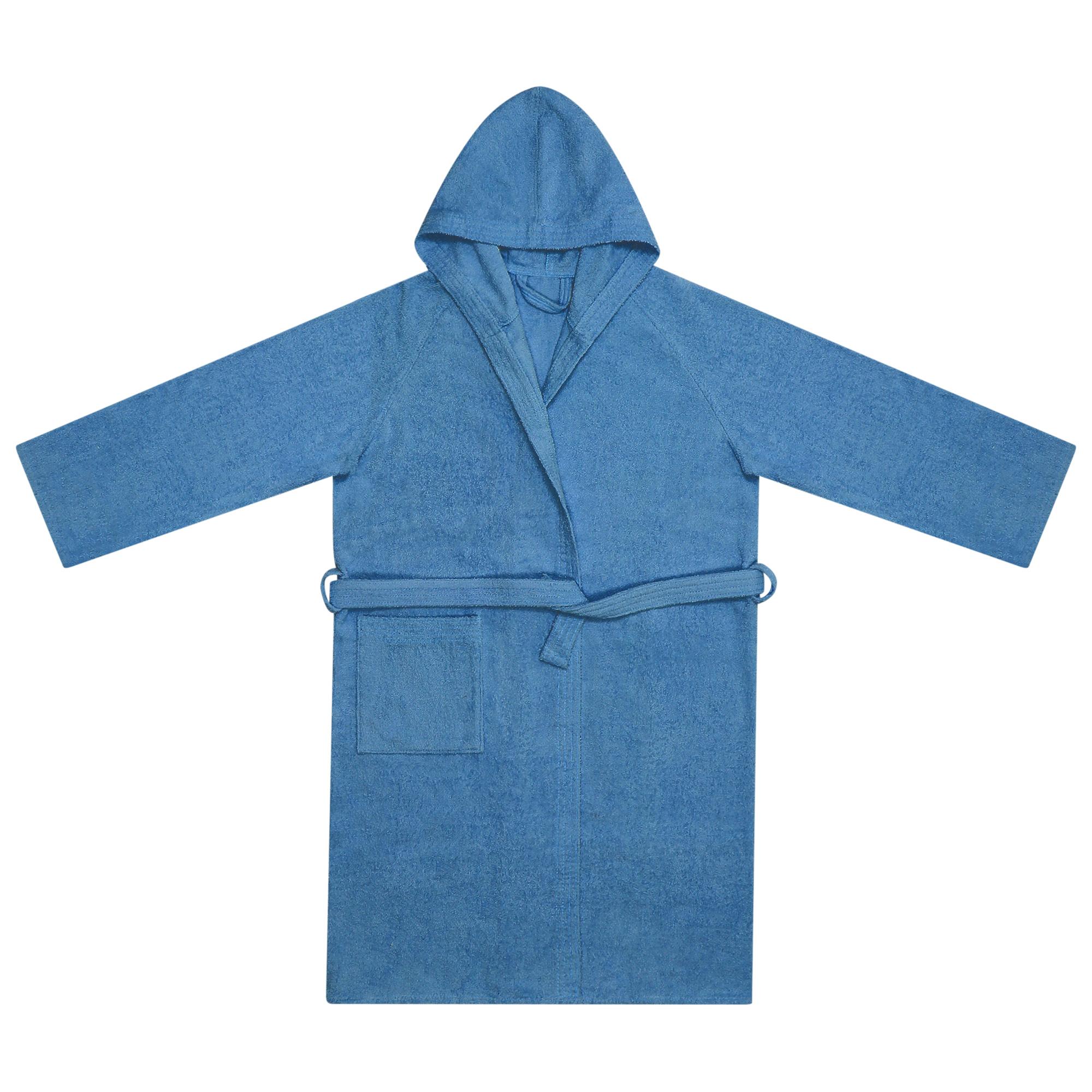Фото - Халат махровый Onda blu Билли синий XL халат махровый onda blu флоринда салатовый xl