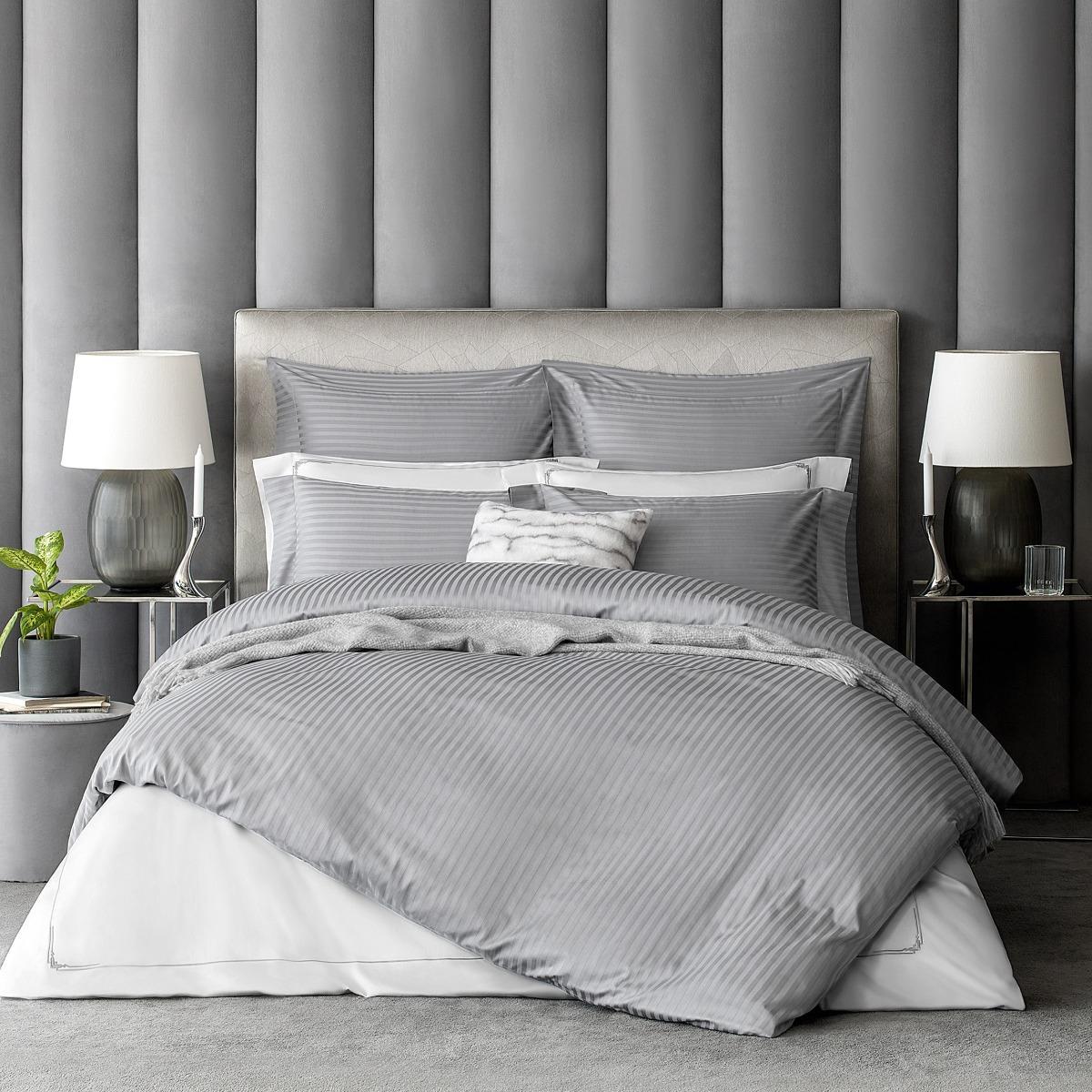 Комплект постельного белья Togas Кирос Семейный серый