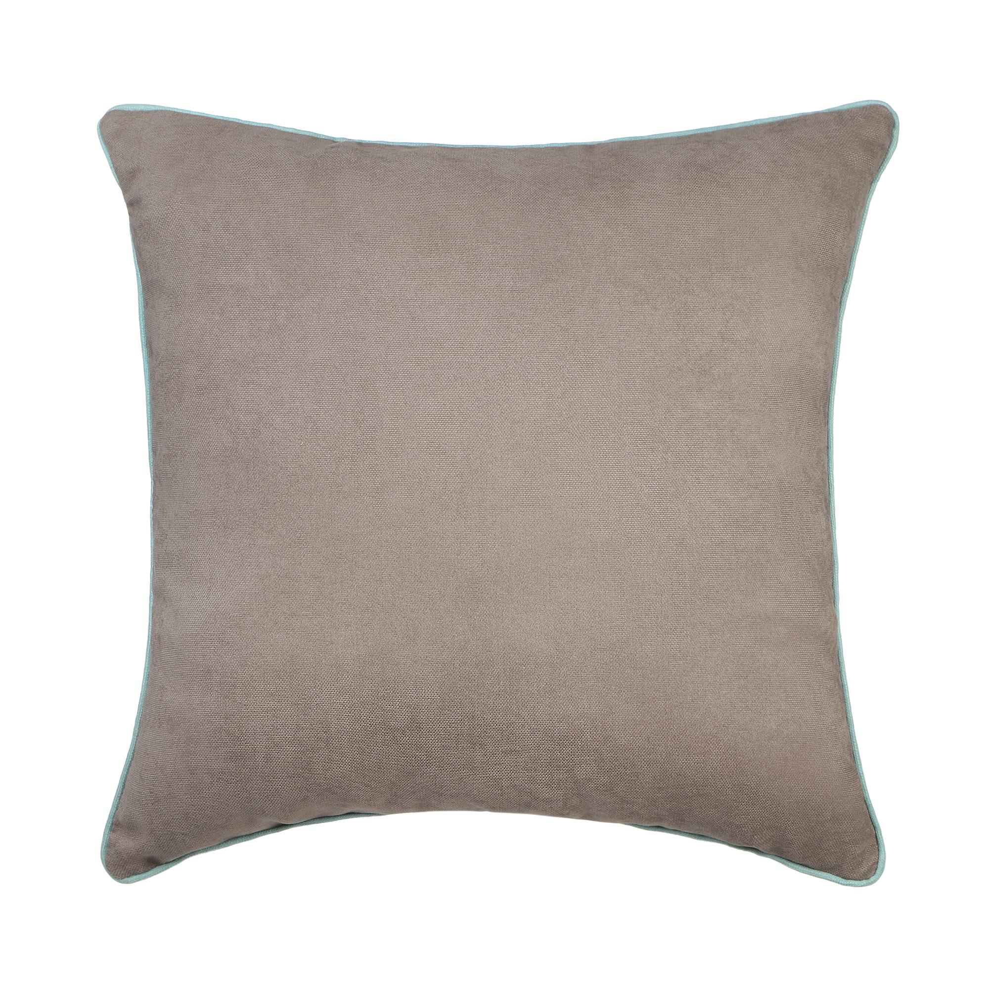 Декоративная подушка Sanpa Элиза бежевая 40х40 см подушка декоративная коллекция а6 камуфляж 40х40 см