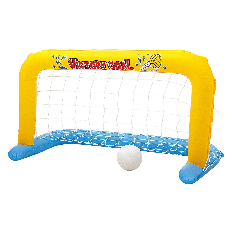 Ворота Bestway надувные с мячом