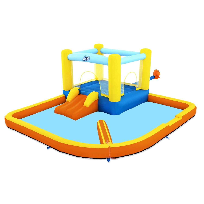Аквапарк надувной Bestway Beach Bounce 1128 л, 365x340x152 см