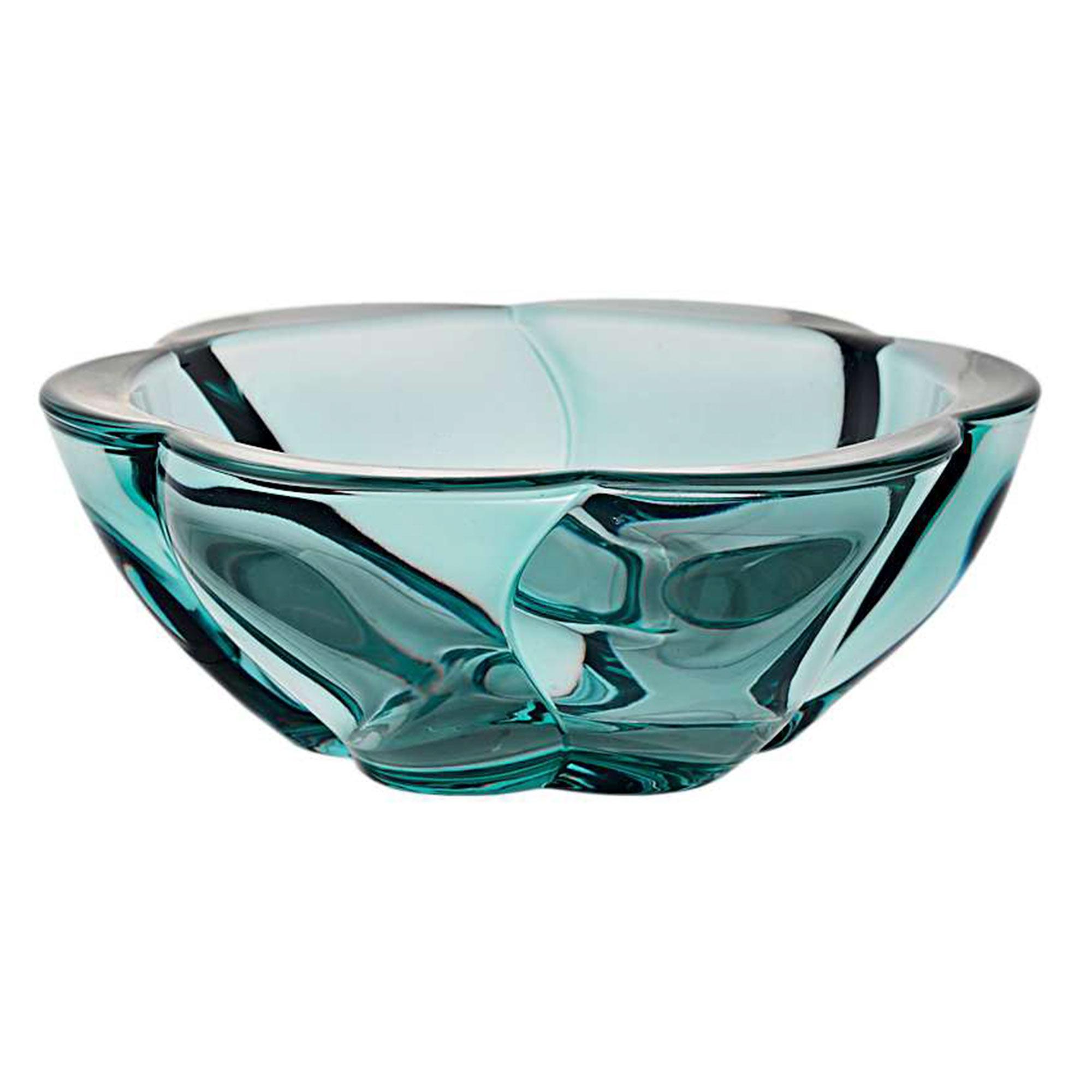 Салатник Crystalite Bohemia Моцарт лагуна 20 см
