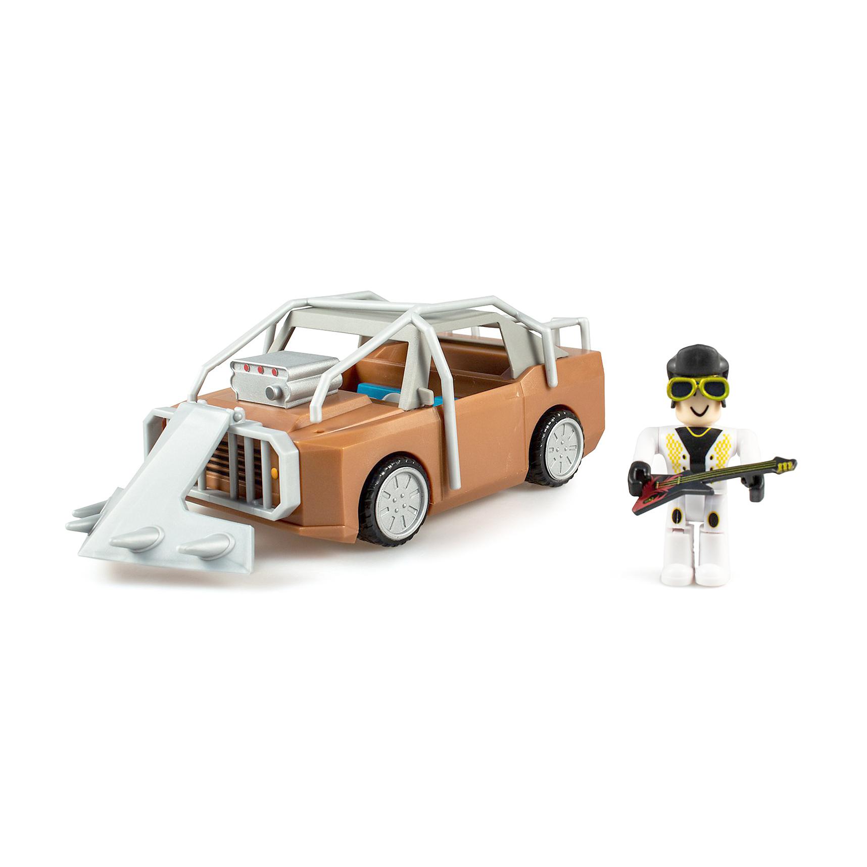 Фото - Набор игровой Roblox Большой транспорт: Абоминатор набор фигурок roblox fashion famous