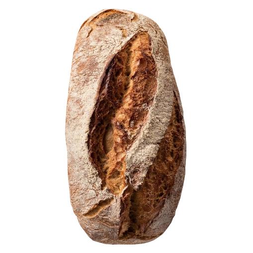 Хлеб Иван да Федор Гречишный ремесленный,450 г
