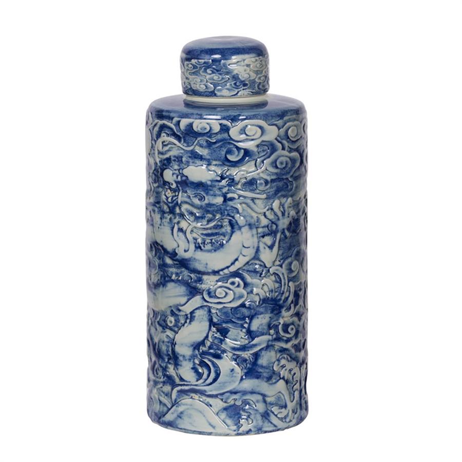 ваза с крышкой мэри стекло 19 см Ваза с крышкой Glasar 19x19x45 см