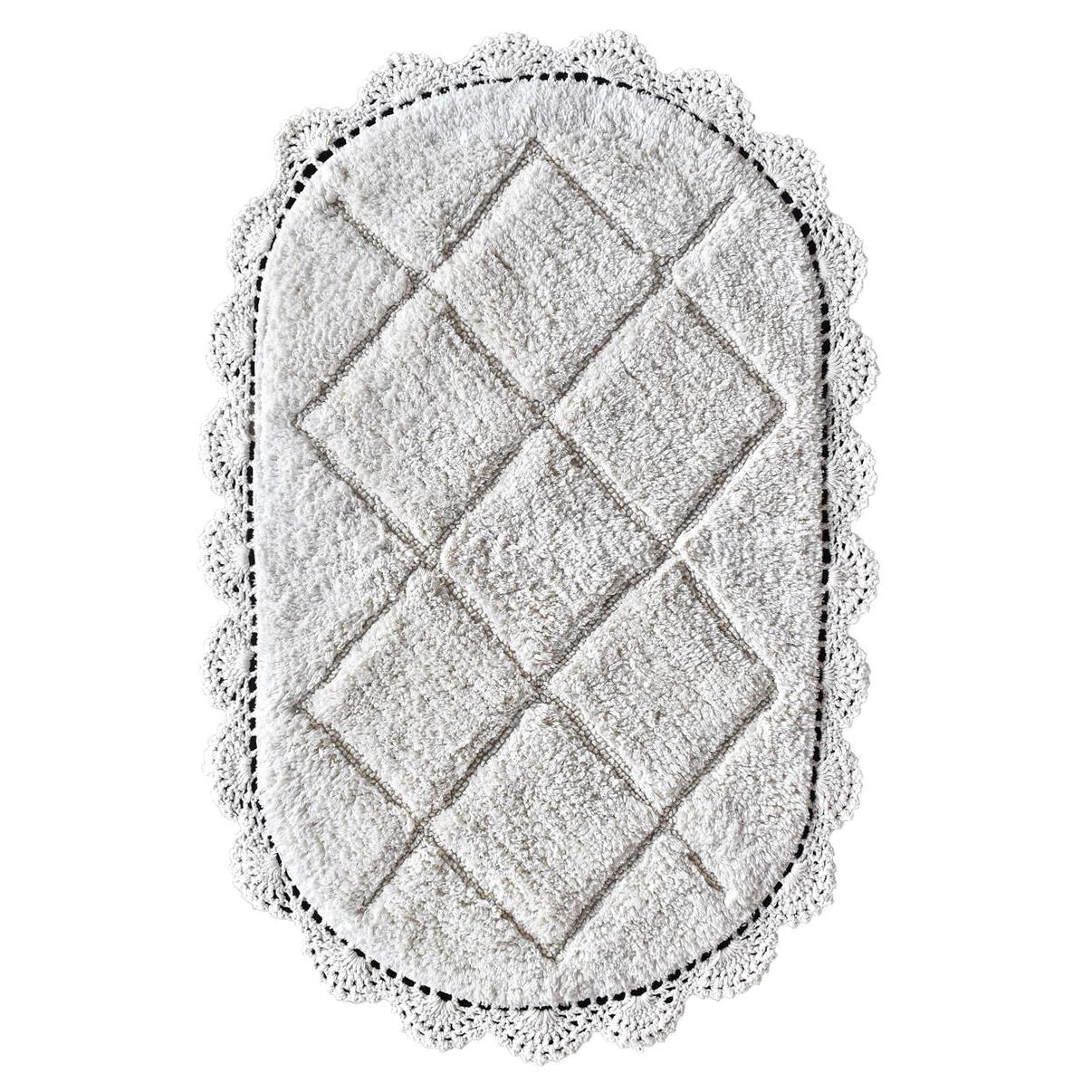 Фото - Набор ковриков для ванны Sofi De Marko Penny кремовых 60х100/50х70 см набор ковриков для ванны sofi de marko selena капучино 60х100 50х50 см