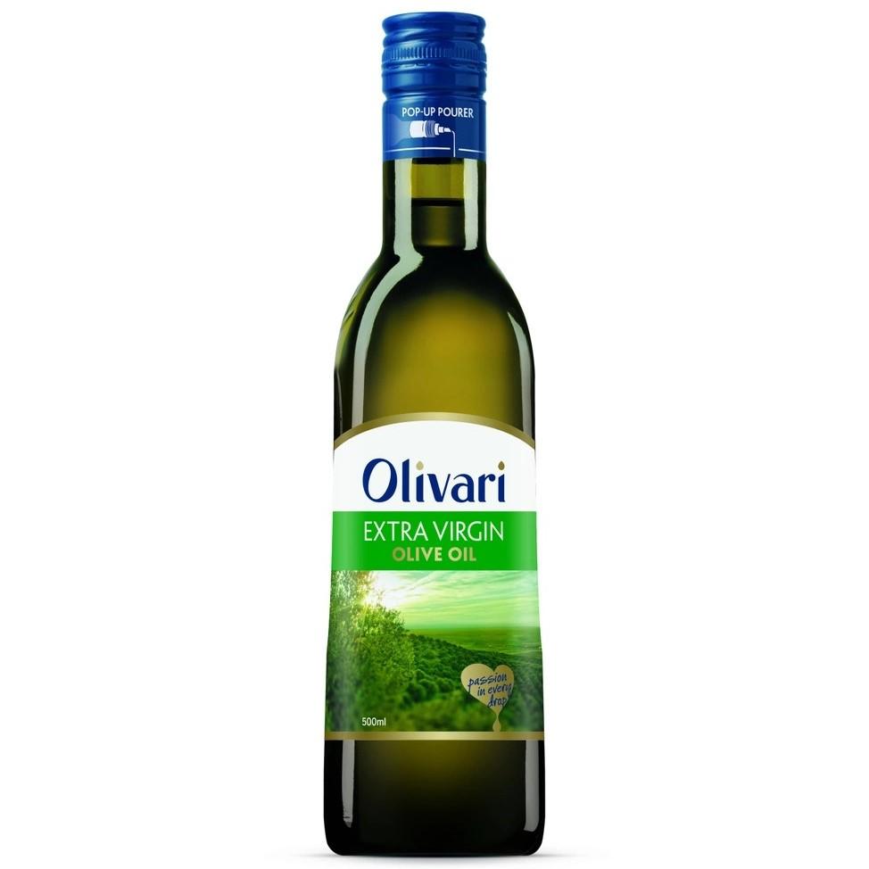 Масло оливковое Olivari Extra Virgin 500 мл масло оливковое farchioni extra virgin di oliva 500 мл