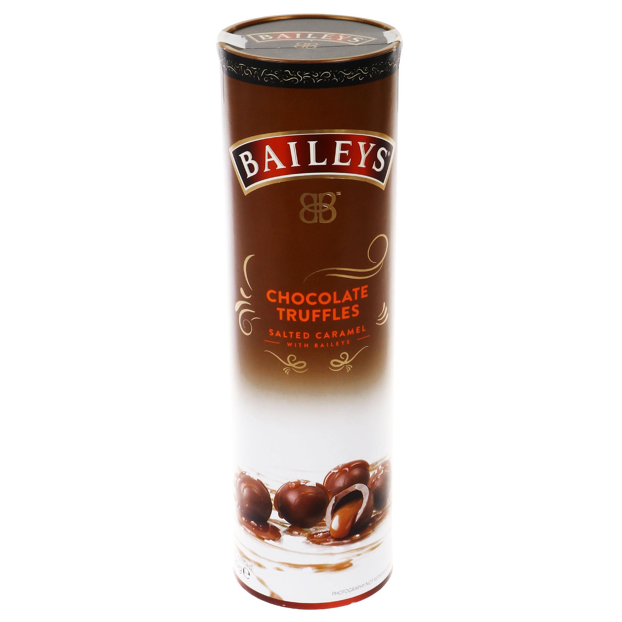 Конфеты Baileys Трюфели шоколадные с ирландским кремом и соленой карамелью 320 г