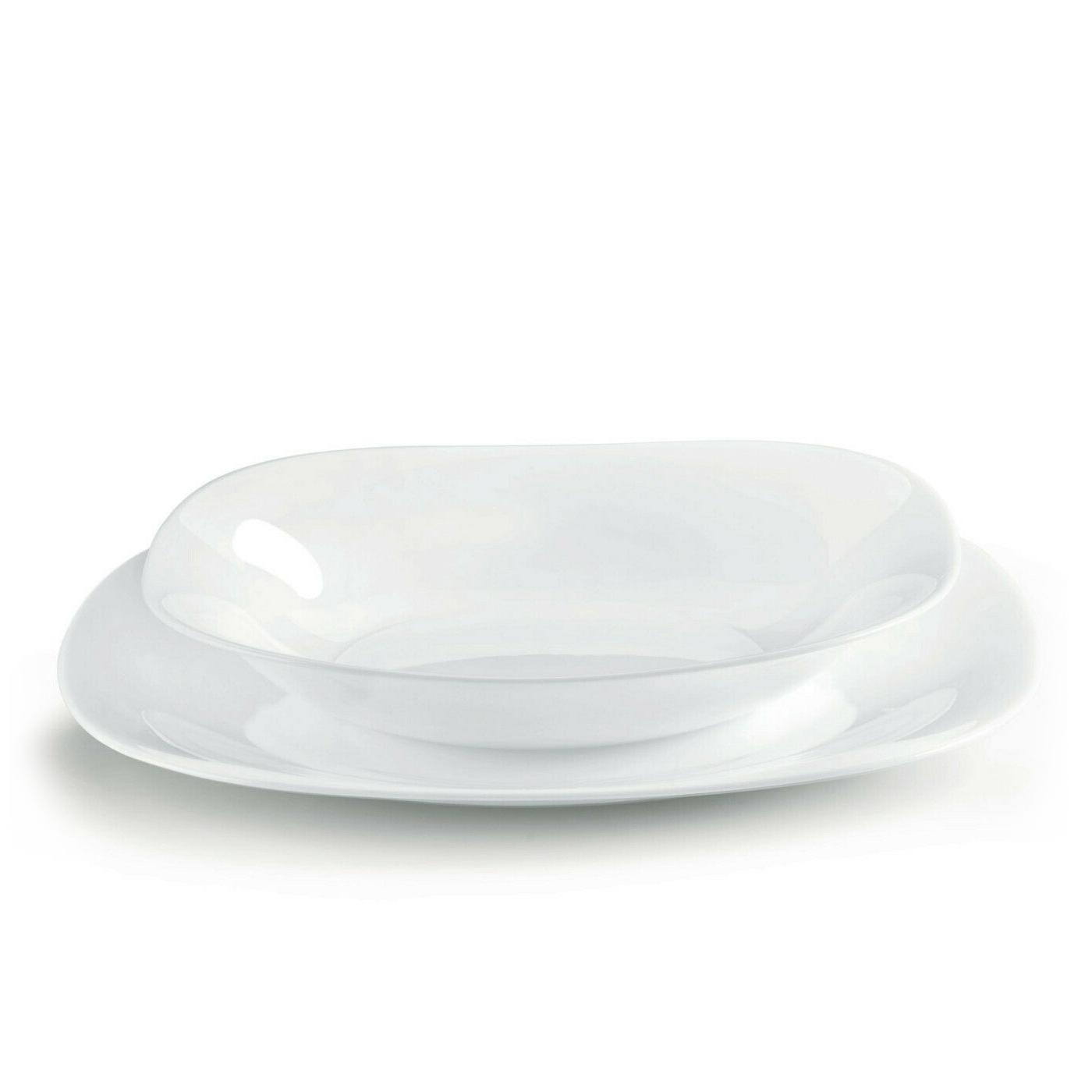 Набор тарелок Bormioli Rocco Parma 12 шт