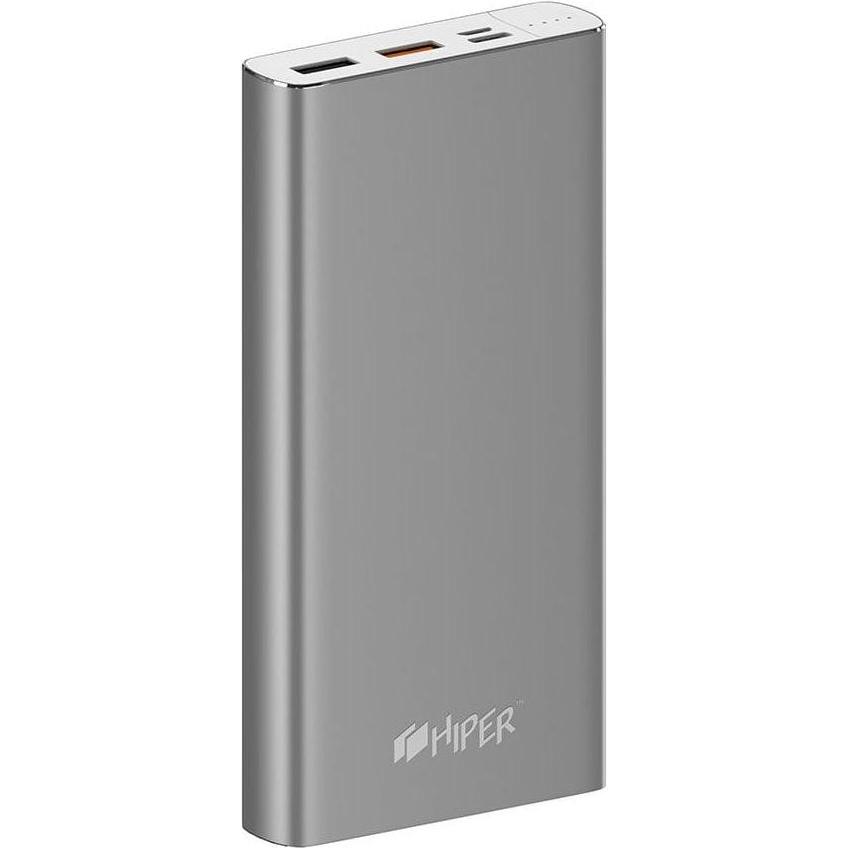 Внешний аккумулятор Hiper MPX15000 Gray
