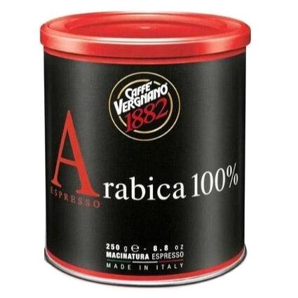 Фото - Кофе молотый Caffe Vergnano Arabica Espresso, 250 г кофе молотый caffe boasi latina moka 100% arabica 250 г