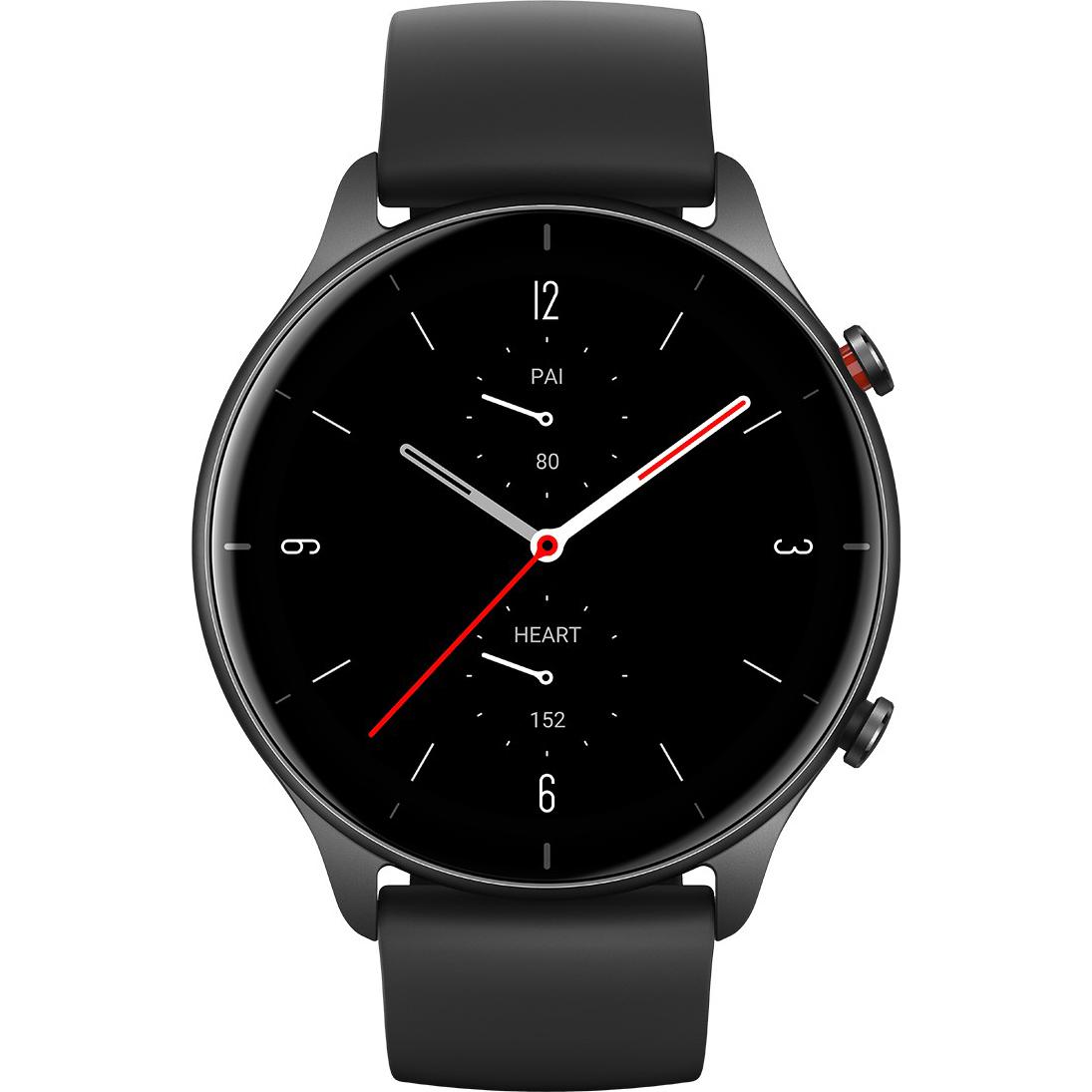 Фото - Смарт-часы Amazfit GTR 2e A2023 Black часы amazfit stratos smart sports watch 2 a1619 черный