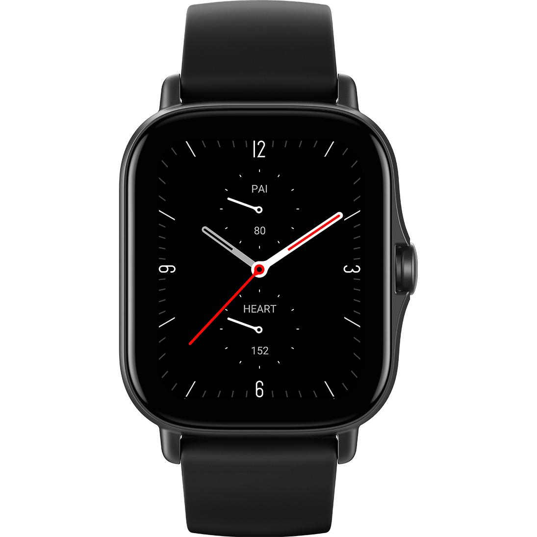 Фото - Смарт-часы Amazfit GTS 2e A2021 Black часы amazfit stratos smart sports watch 2 a1619 черный