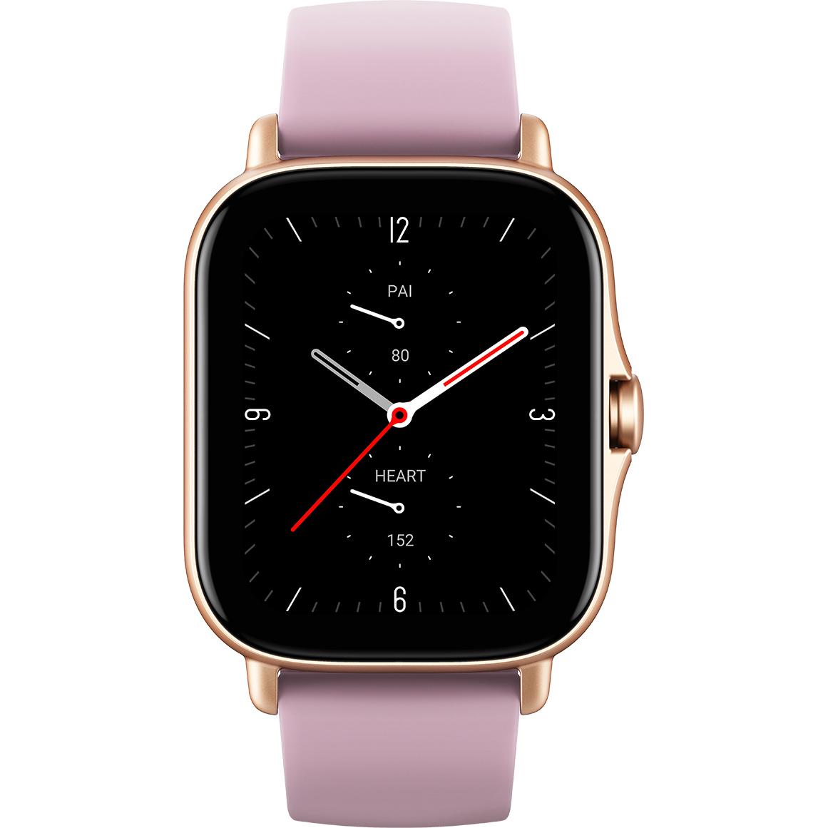 Фото - Смарт-часы Amazfit GTS 2e A2021 Lilac Purple часы amazfit stratos smart sports watch 2 a1619 черный