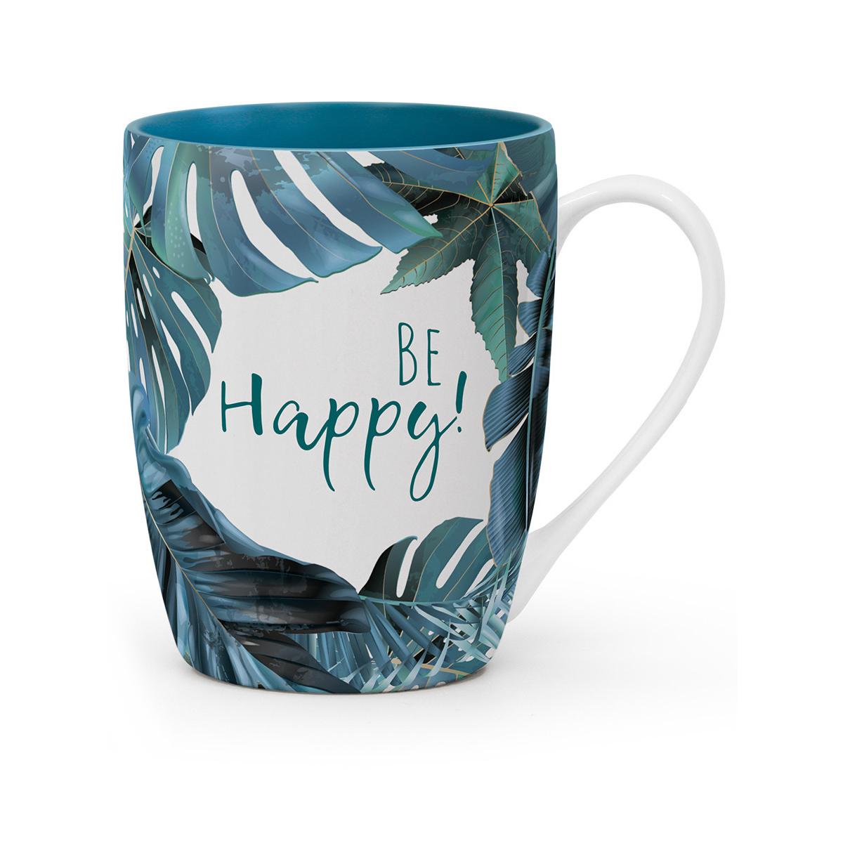Кружка Be Happy Flora Be happy! 300 мл кружка be happy светлана красная