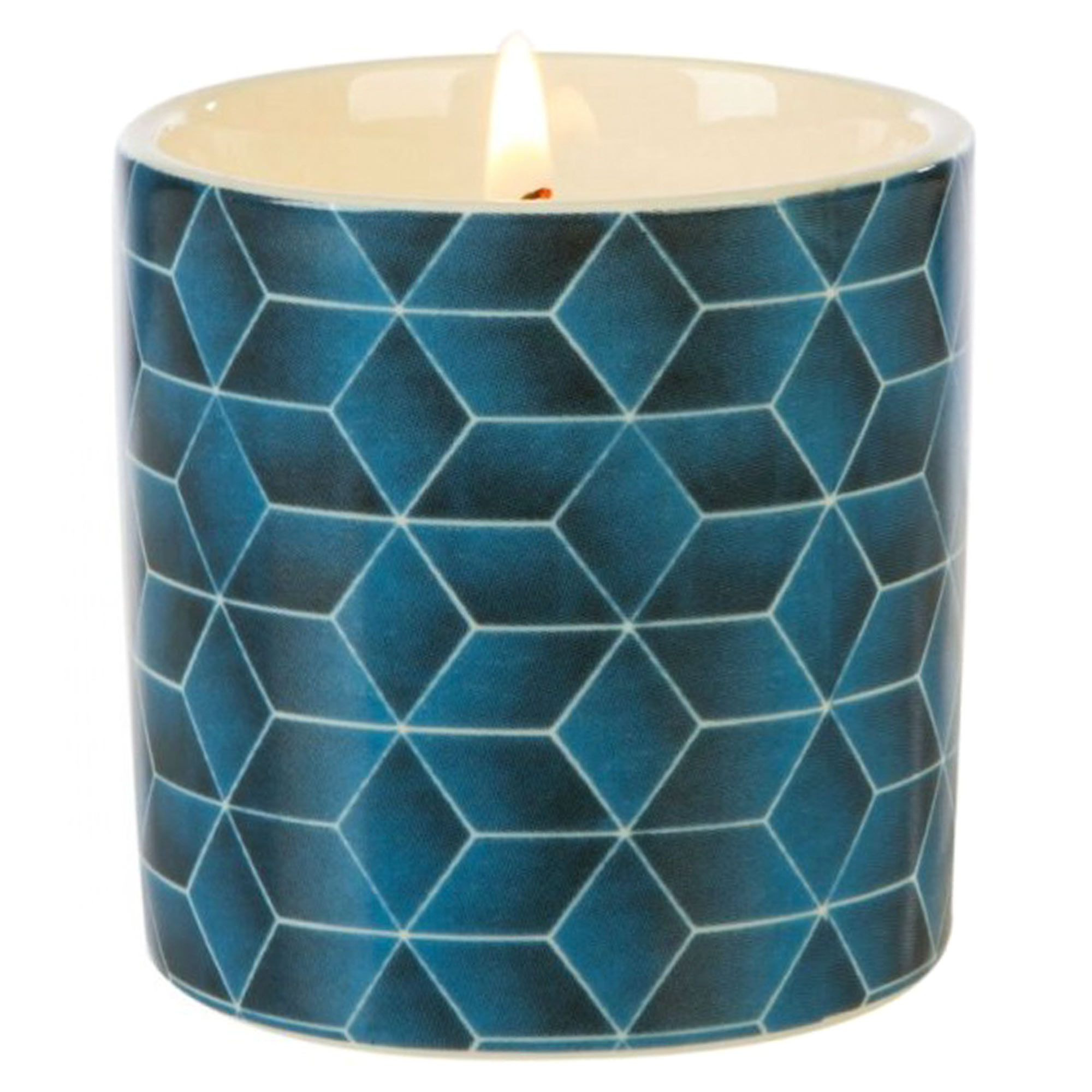 Фото - Свеча ароматическая Wax Lyrical «Ассамский чай и белый кедр» ароматическая свеча кедр cedar свеча 380г