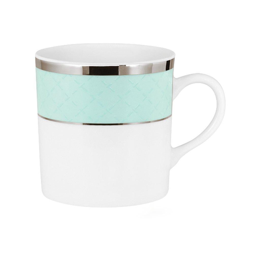 Фото - Чашка Porcel Tartan Ethereal Blue 350 мл чашка porcel grace 260 мл