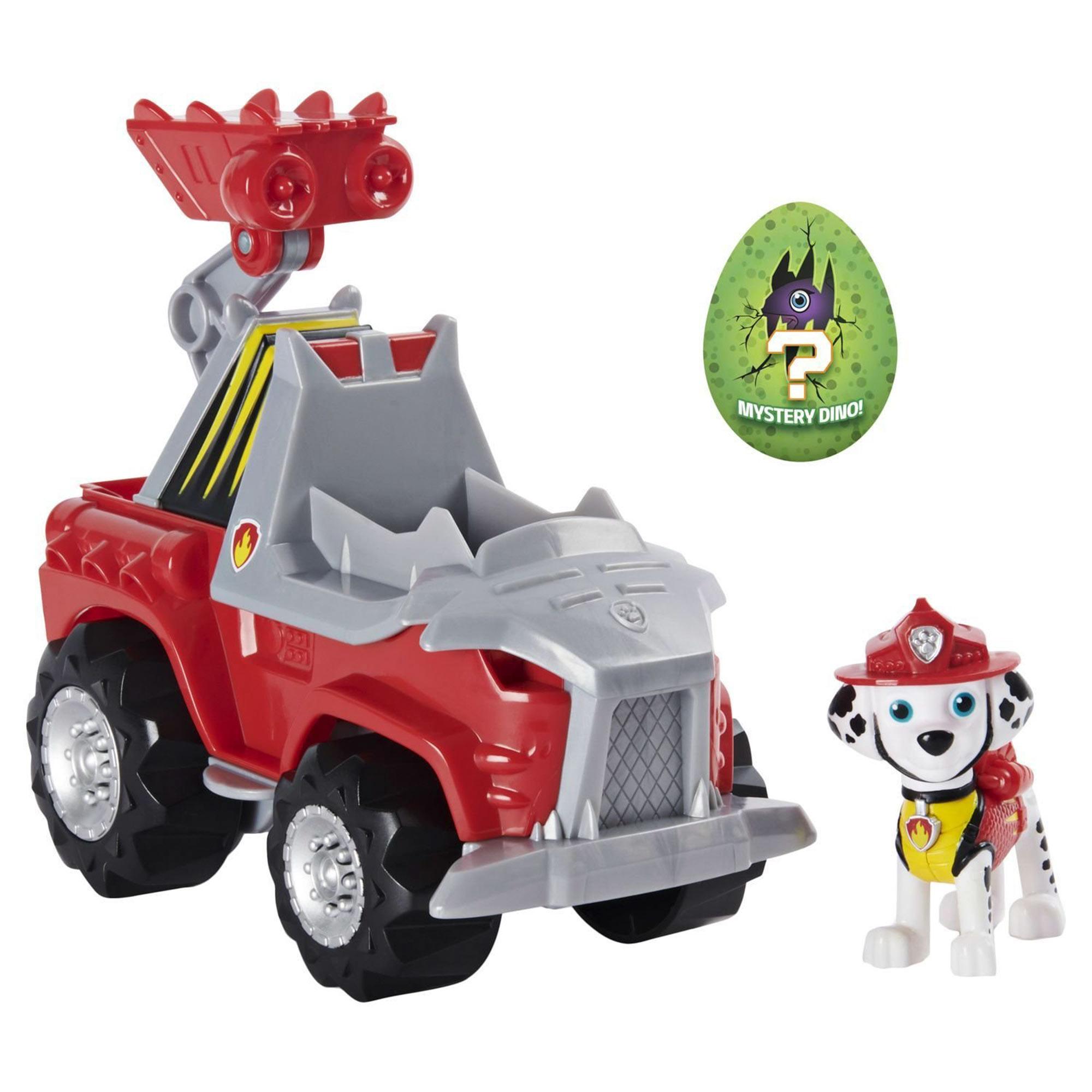 Машинка Paw Patrol Дино с Маршаллом недорого