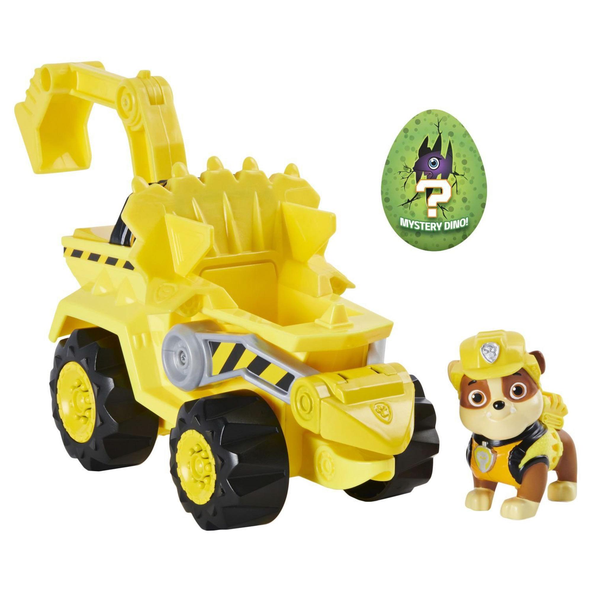 Машинка Paw Patrol Дино с Крепышом недорого