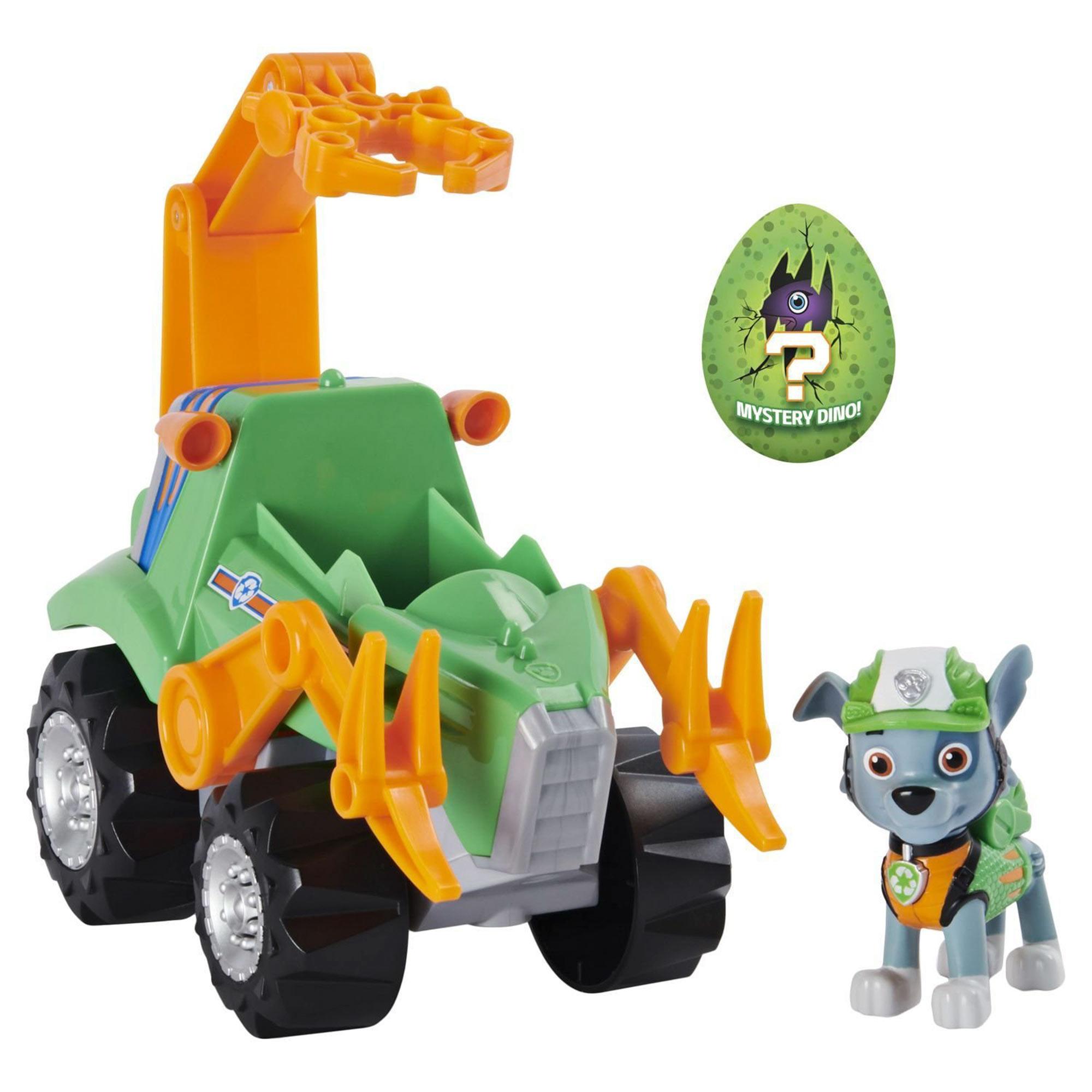 Машинка Paw Patrol Дино с Рокки недорого