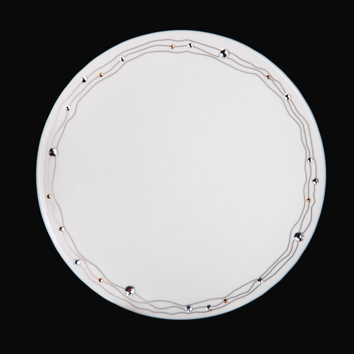 Фото - Набор тарелок Hankook/Prouna Юпитер SW 21 см 6 шт набор суповых тарелок hankook prouna эпл би 23 см 6 шт