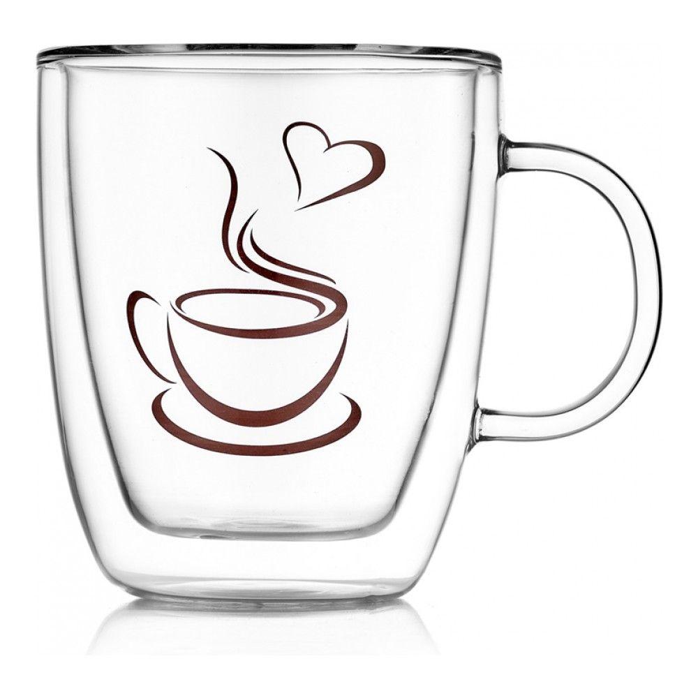 Фото - Термокружка Walmer Lovely Coffee 350 мл термокружка новогодняя walmer 350 мл