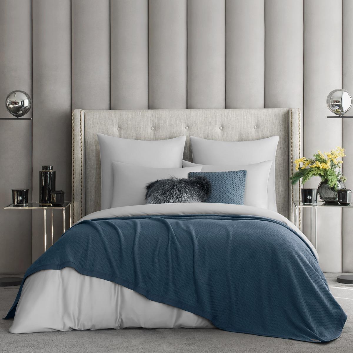 Фото - Покрывало Togas Лазарро синие 220х240 см пододеяльник 220х240 togas