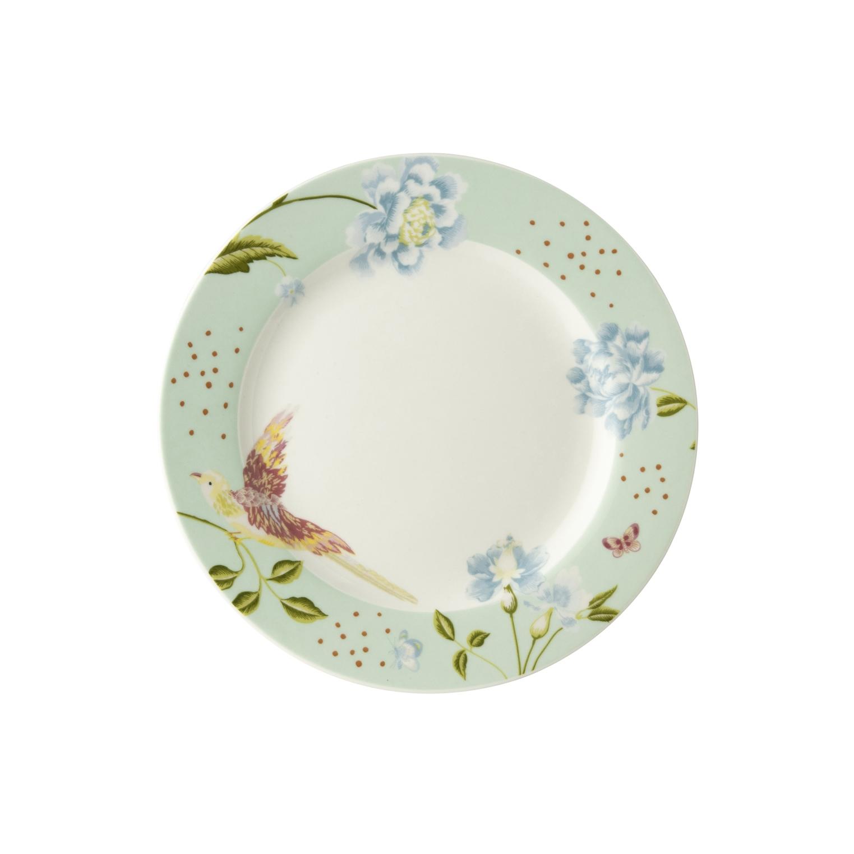 Тарелка десертная Laura Ashley Mint Uni 18 см