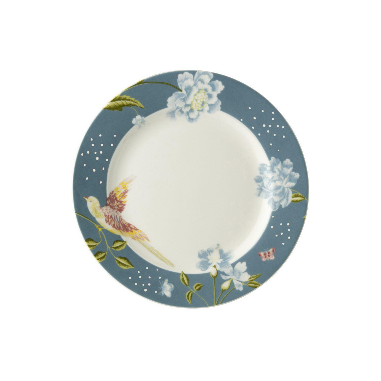 Тарелка десертная Laura Ashley Seaspray Uni 18 см кружка laura ashley seaspray uni 350 мл