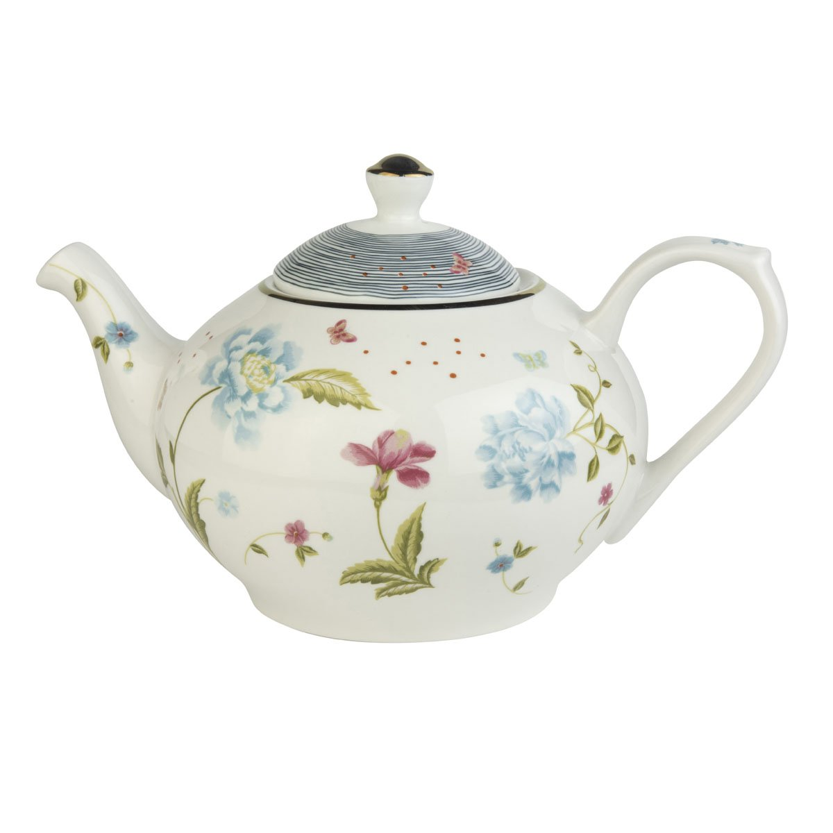 bag laura ashley bag Заварочный чайник Laura Ashley Elveden White 160 мл