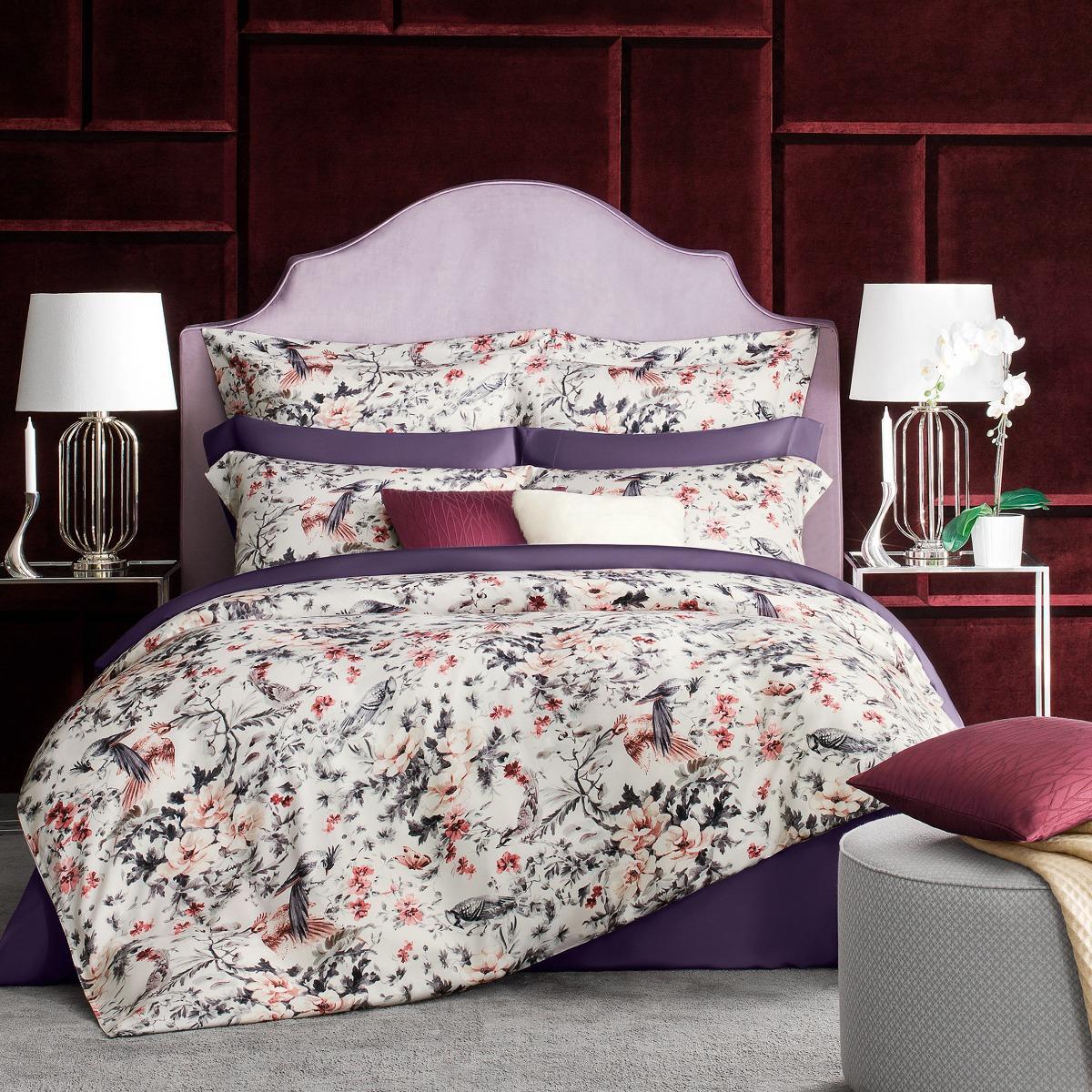 Комплект постельного белья Togas Жаклин разноцветный Евро